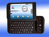 T-Mobile G1 - první mobil s OS Google Android
