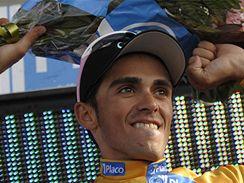 Alberto Contador, vítěz letošní Vuelty