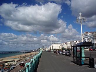 Brighton, Anglie