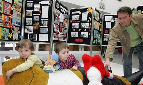 Výstava k 110. výročí Dětské nemocnice v Brně