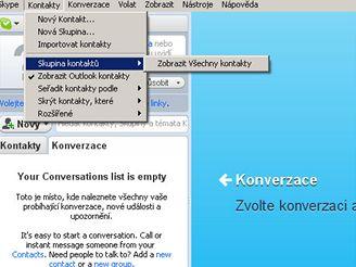 Skype 4.0 beta 2