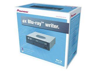 8X Blu-ray vypalovačka Pioneer