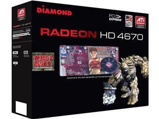 Diamond HD4670 s 1GB paměti