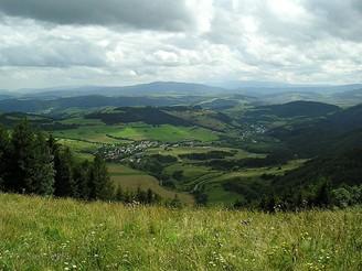Slovensko, Branisko