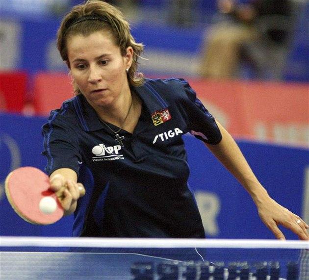 Stolní tenistka Renata �trbíková