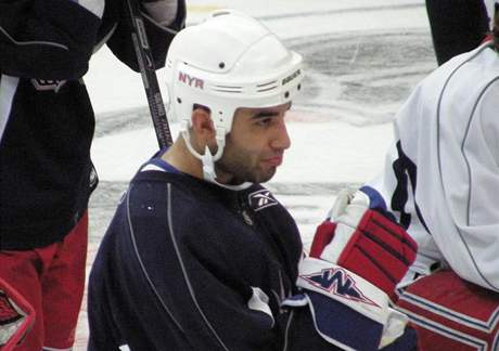 Dovede Scott Gomez tým Rangers ke Stanley Cupu?