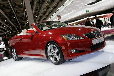 Lexus IS Convertible