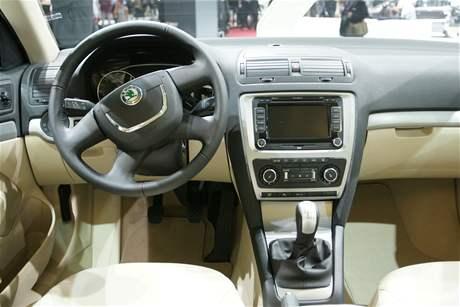 Inovovaná Škoda Octavia