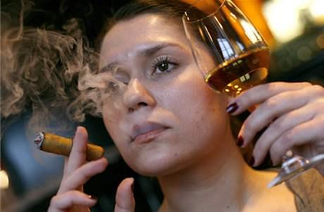 Hlavním rizikovým faktorem rakoviny plic je nezdravý životní styl.