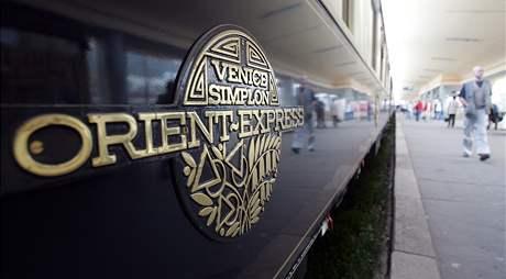 Orient Express dnes dorazil z Vídně do Prahy