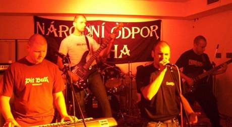 Michal Moravec a jeho skupina Imperium
