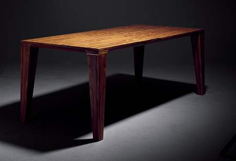 Designér Jan Padrnos má rád masivní dřevo