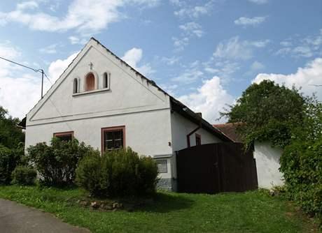 Typické jihočeské stavení