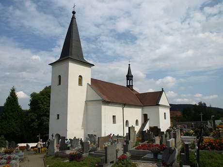 Kostel prošel rekonstrukcí také