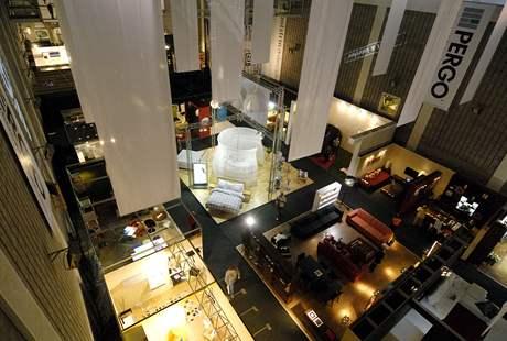 Výstava art & interior se koná již podeváté