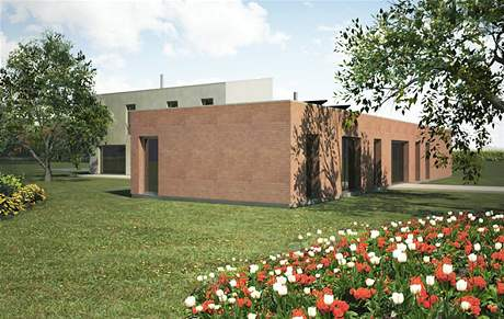Porotherm dům 2008