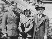 Rodina Paula Newmana - bratr Arthur, maminka Terezie a otec Arthur