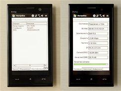Komunik�tor HTC s podporou WiMAX