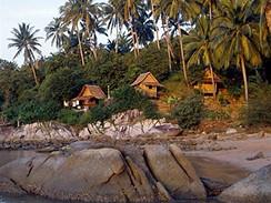 Thajsko, Ko Pha-Ngan