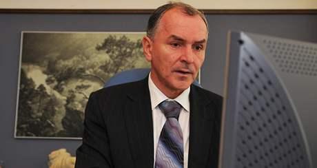 Stanislav Juránek při předvolebním on-line rozhovoru