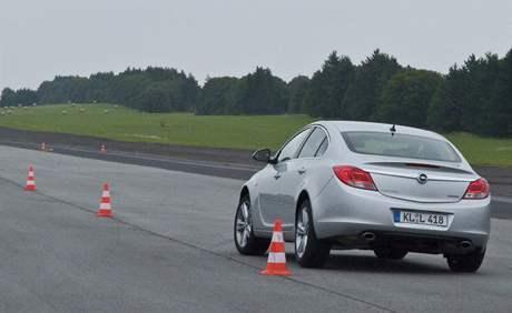 Vývoj Opelu Insignia