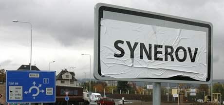 Vtipálci přejmenovali Liberec na Synerov
