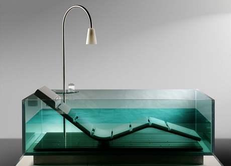Lampa nad vanou sv�t�, ale tak� dopou�t� vodu!