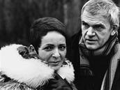 Z výstavy Přelom 68 - Ti, kteří zvolili svobodu (Milan Kundera)