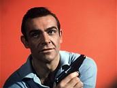 Sean Connery jako James Bond