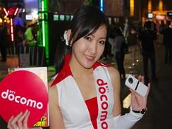 Hostesky na Tokyo Game Show 2008