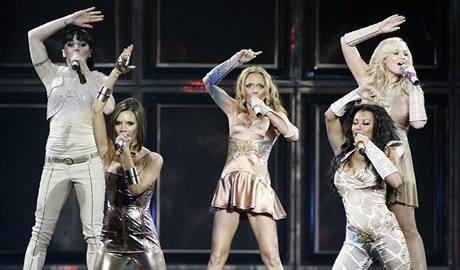 Turn� Spice Girls odstartovalo ve Vancouveru
