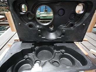 Tatra - model�rna - model odlitku