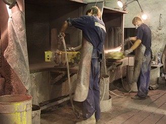 Tatra - slévárna