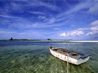 Turks a Caicos, soustroví v Karibiku nedaleko Baham