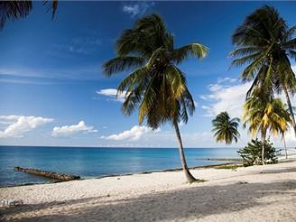 Kuba, zátoka Maria la Gorda