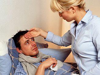 Obecně platí, že čím déle nemoc trvá, tím je závažnější.