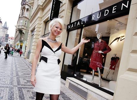 Módní návrhářka Natali Ruden