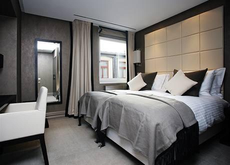 Hotel Kempinski Hybernská - Prezidentské apartmá, ložnice