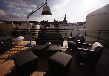 Hotel Kempinski Hybernská - Prezidentské apartmá