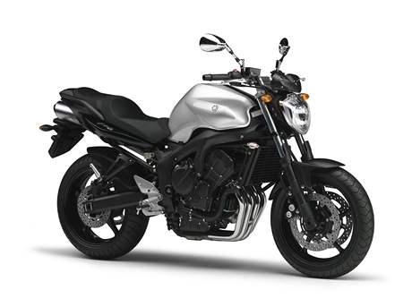 Yamaha FZS600SA