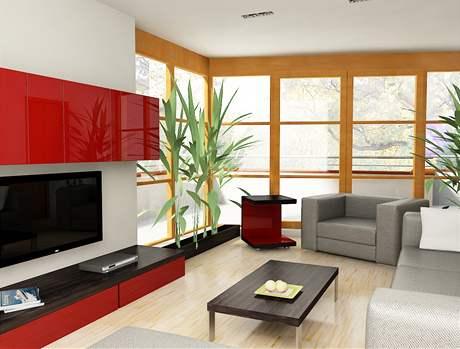 Nová podoba obýváku
