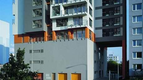 Bytový dům Tatarkova