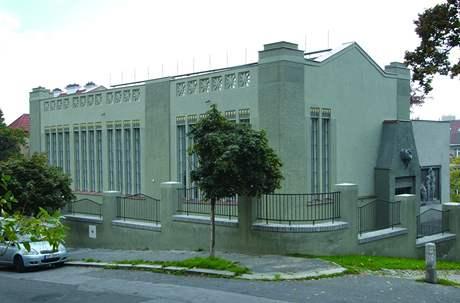 Rekonstrukce a dostavba ateliéru Ladislava Šalouna