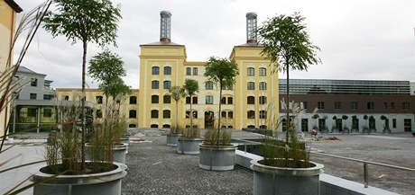 Administrativní centrum hradeckého kraje