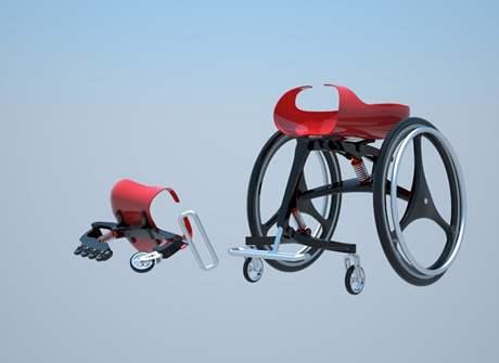 Aktivní vozík pro tělesně postižené, Jan Škola