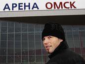 Jarom�r J�gr p�ed Ar�nou Omsk