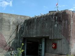 Bunkr Kahan III na Náchodsku