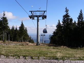 Lanovka na Černou horu, 2008