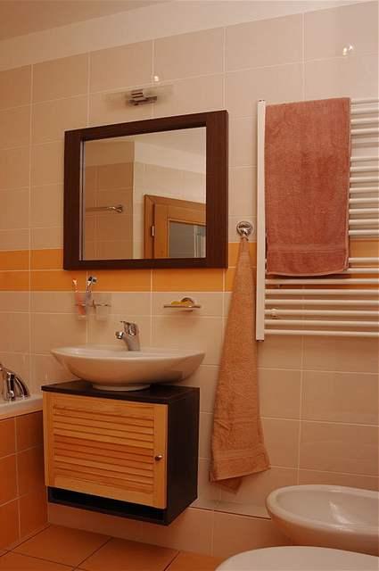 Koupelna v paneláku