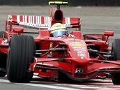 Úvodní trénink na Velkou cenu Brazílie,Felipe Massa